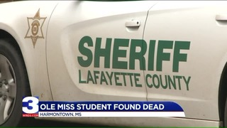 Ole Miss Student Ally Kostial Found Dead