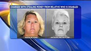 Mother, daughter charged with stealing thousands of dollars raised