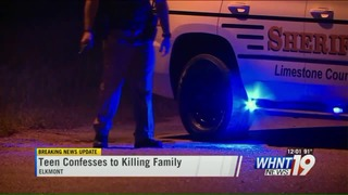 14-year-old facing five murder charges after confessing to