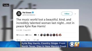 Country Singer Kylie Rae Harris Dies at 30 After Car